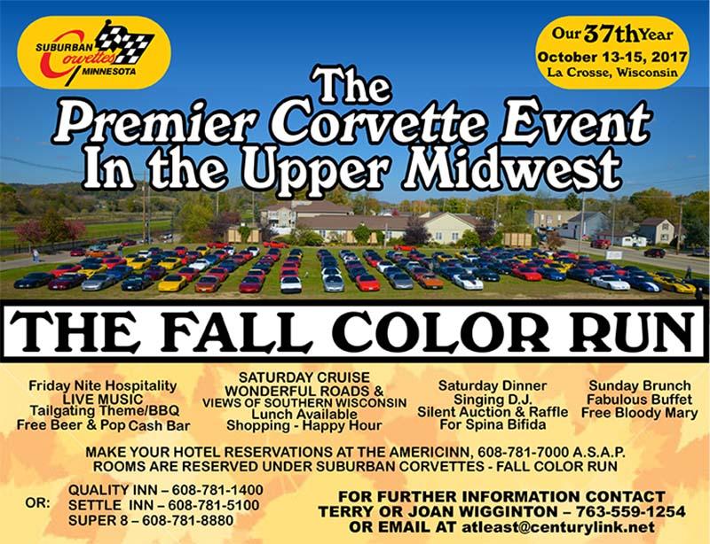 37th Fall Color Run 2017